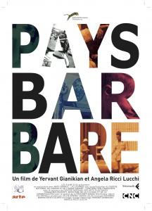 """Affiche de """"Pays Barbare"""" de Yervant Gianikian et Angela Ricci Lucchi"""