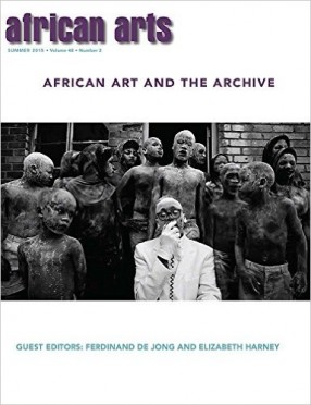 African Arts cover