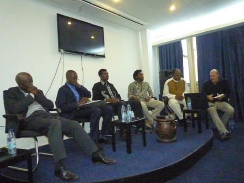 Table_Ronde. La photographie au Cameroun profession, pratiques_3