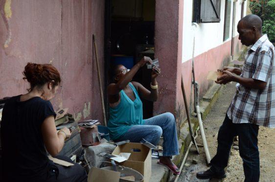 2.-Révision des matérielles dans la concession familial, 2014